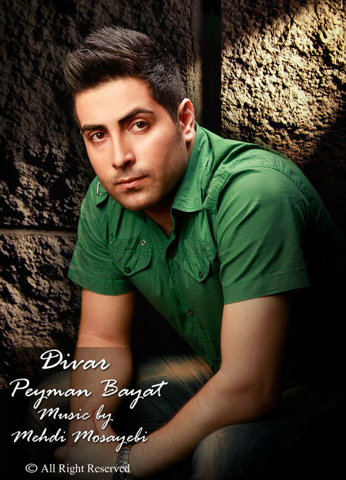Peyman Bayat – Divar