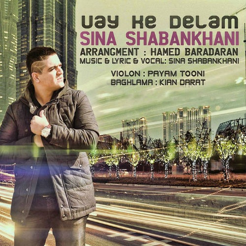 Sina Shabankhani – Vay Ke Delam