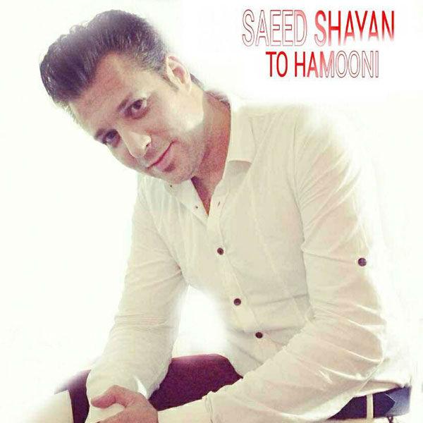 Saeed Shayan – To Hamooni