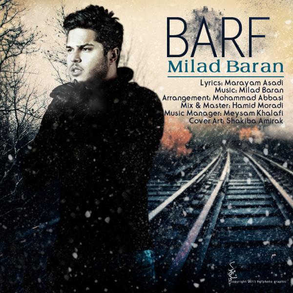 Milad Baran – Barf