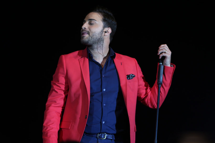 Morteza Pashaei , Babak Jahanbakhsh Live In Dubai July 31