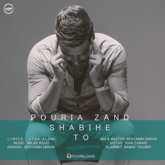 Pouria Zand – Shabihe To