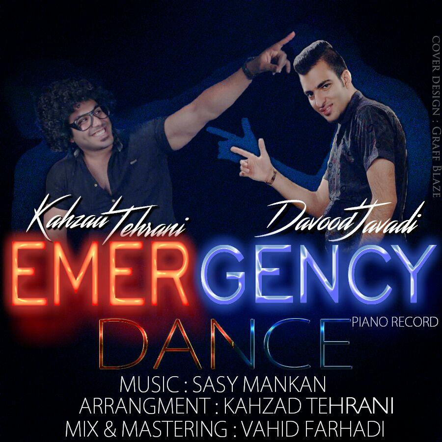 Davood Javadi – Emergency Dance (Ft Kahzad Tehrani)