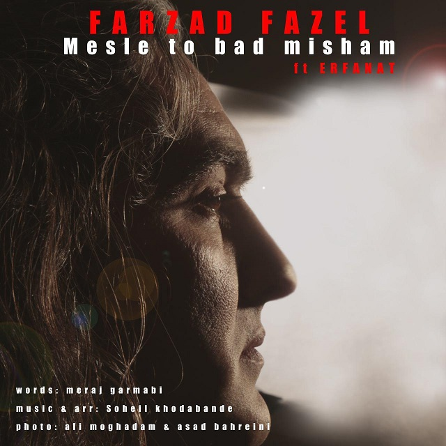 Farzad Fazel – Mesle To Bad Misham (Ft Erfanat)