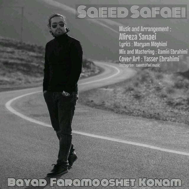 Saeed Safaei – Bayad Faramooshet Konam