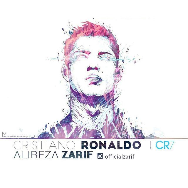 Alireza Zarif – Cristiano Ronaldo