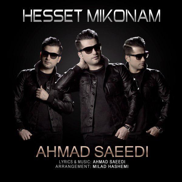 Ahmad Saeedi – Hesset Mikonam