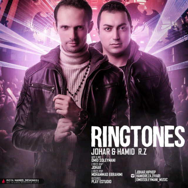 Johar – Ringtones (Ft Hamid R.Z)