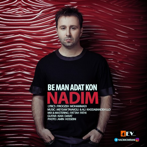 Nadim - Be Man Adat Kon