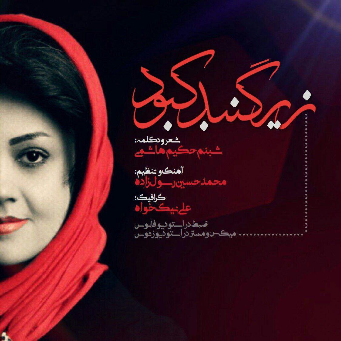 Shabnam Hakim Hashemi - Zire Gonbade Kabood