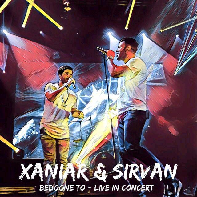 Xaniar Khosravi – Bedoone To (Ft Sirvan Khosravi) (Live In Concert)