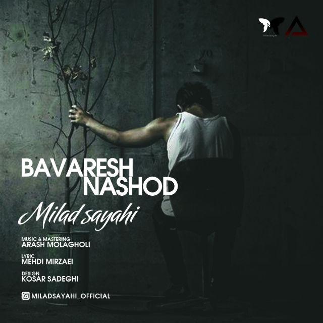 Milad Sayahi – Bavaresh Nashod