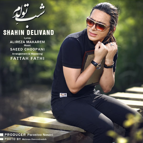 Shahin Delivand - Shabe Tavalodam