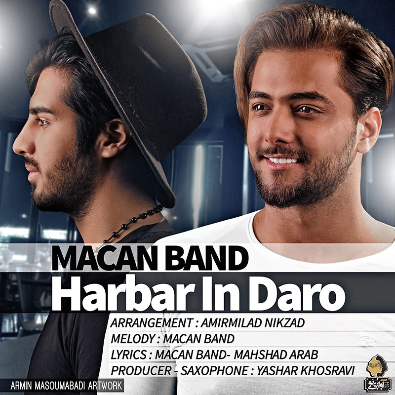 Macan Band – Harbar In Daro