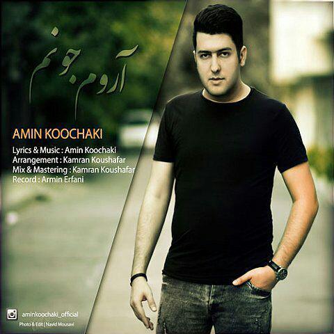 Amin Koochaki – Aroome Joonam