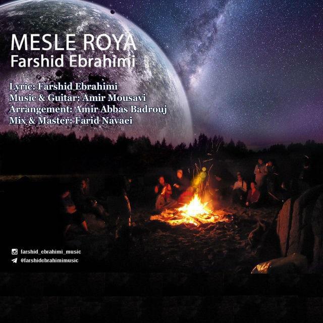 Farshid Ebrahimi – Mesle Roya