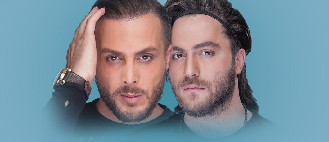 Masih & Arash -Aroome Del