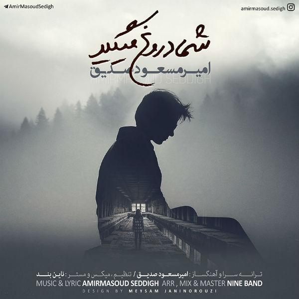 Amir Masoud Sedigh – Shoma Dorogh Migid