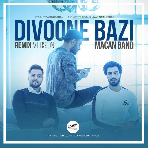 Macan Band – Divoone Bazi (Saeid Gordan Remix)