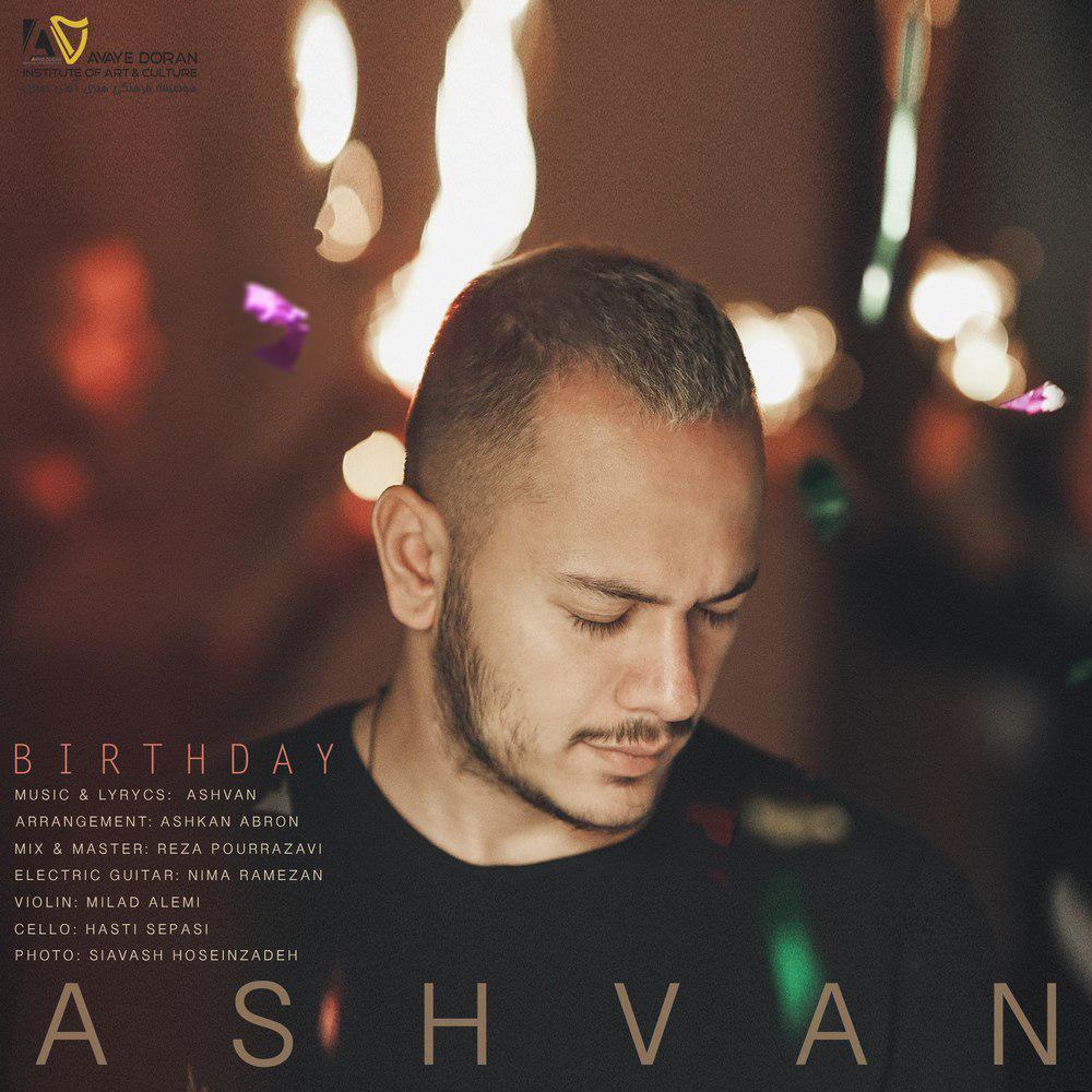 Ashvan – Tavalod