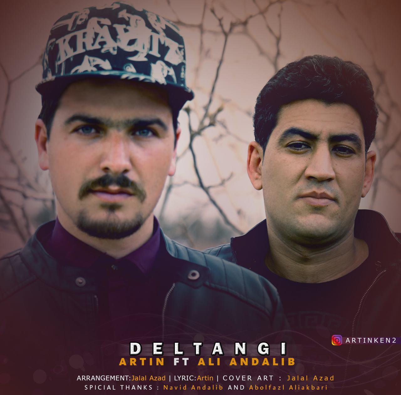 Artin – Deltangi (Ft Ali Andalib)