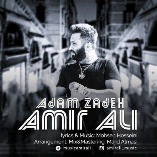 Amir Ali – Adam Zadeh