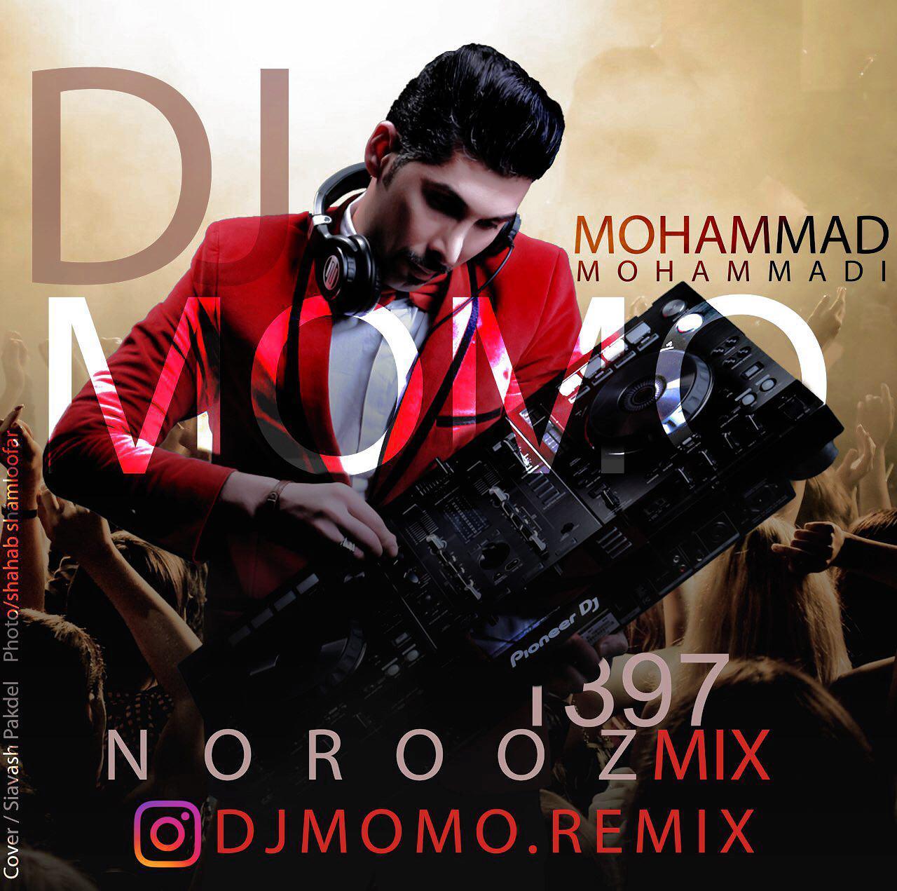 DJ MOMO – Norooz Mix 1397