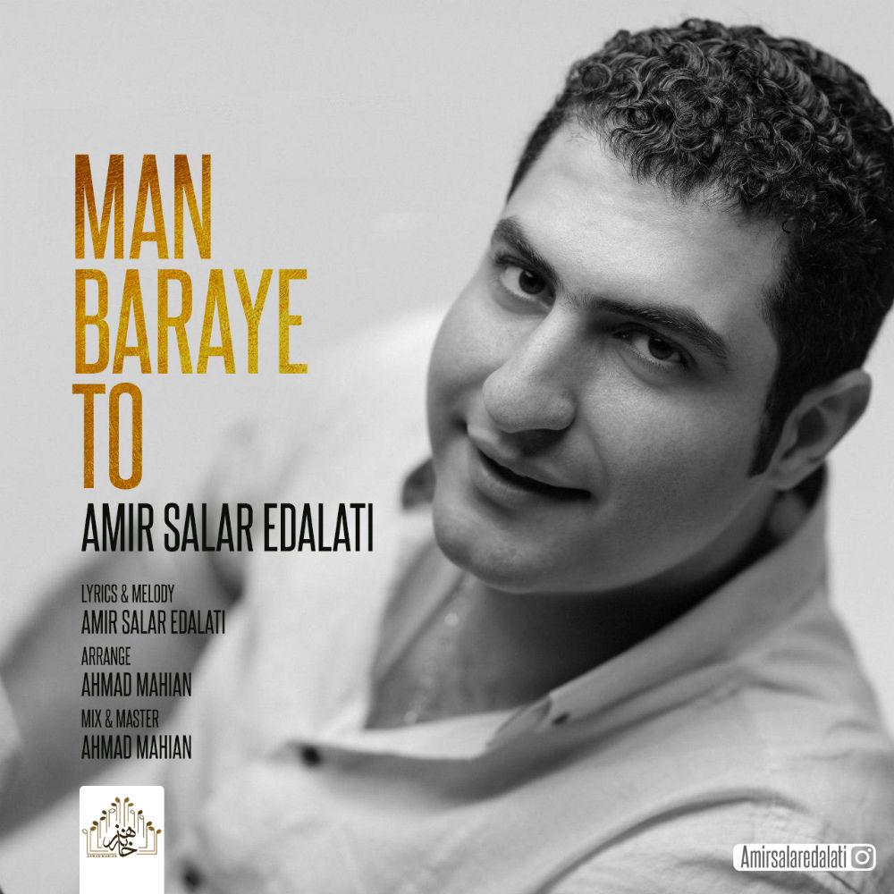 Amir Salar Edalati – Man Baraye To