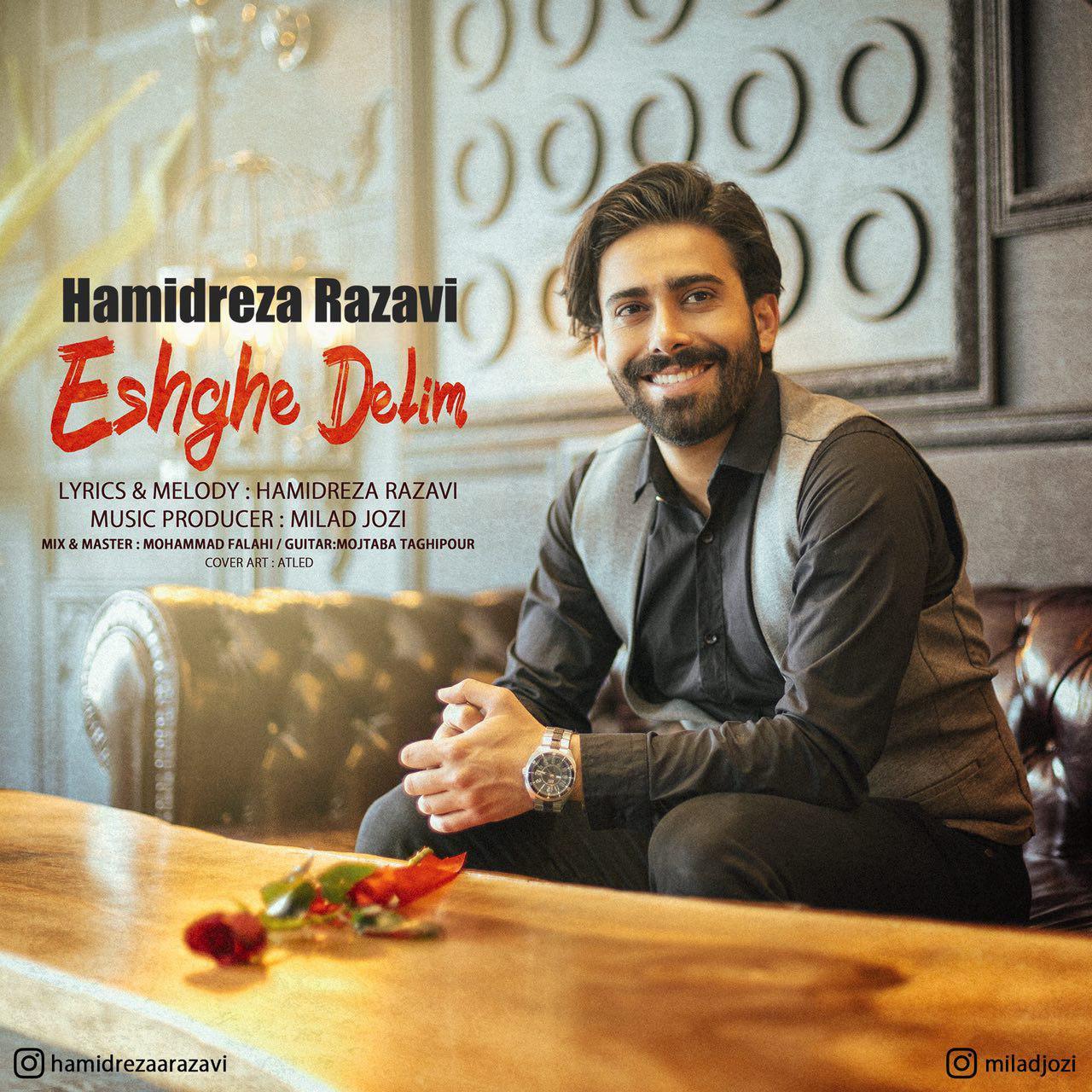 Hamidreza Razavi – Eshghe Delim