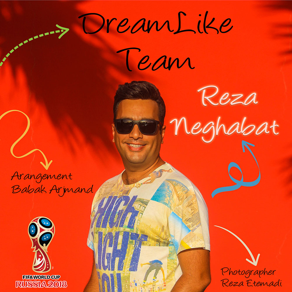 Reza Neghabat – Team Royaei