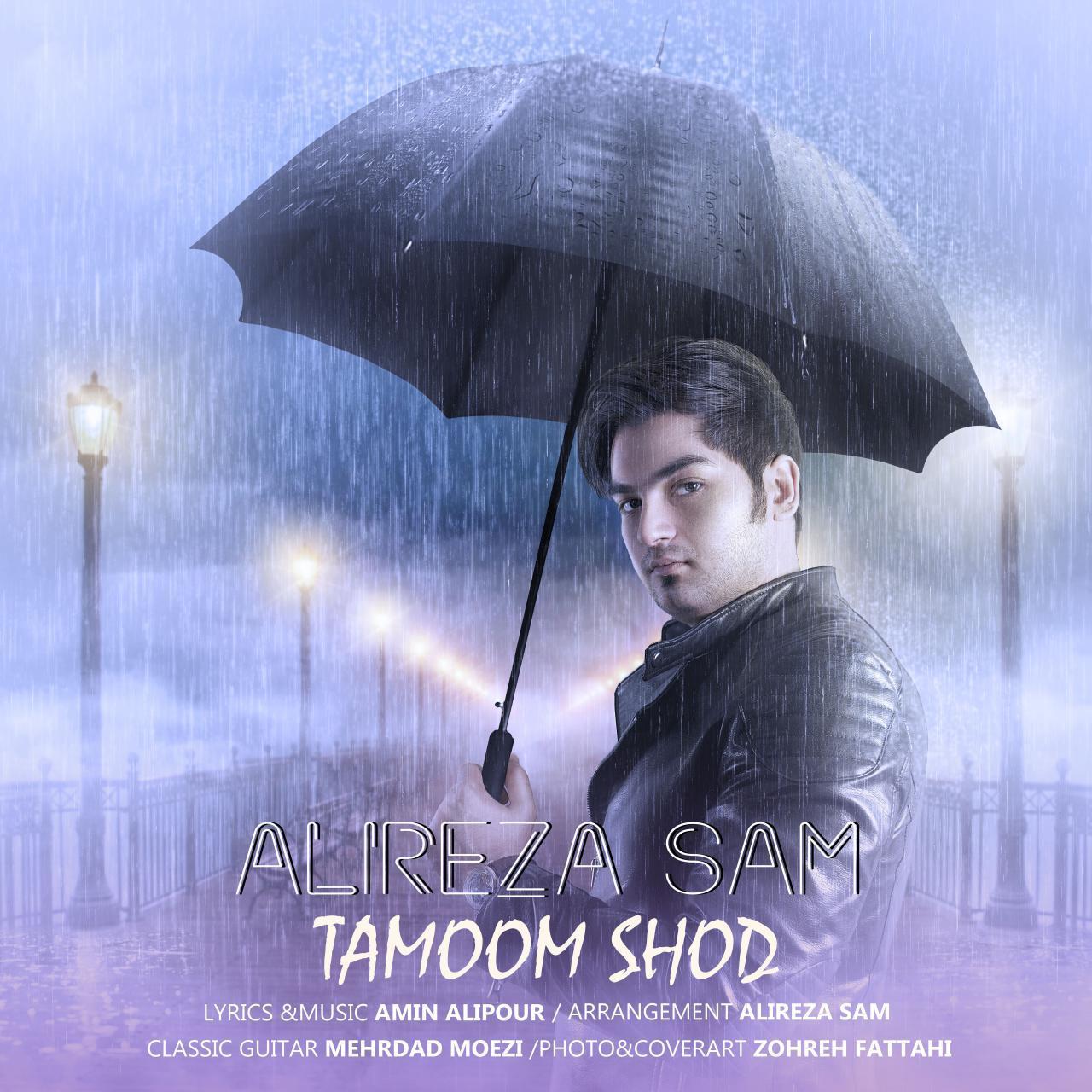 Alireza Sam – Tamoom Shod