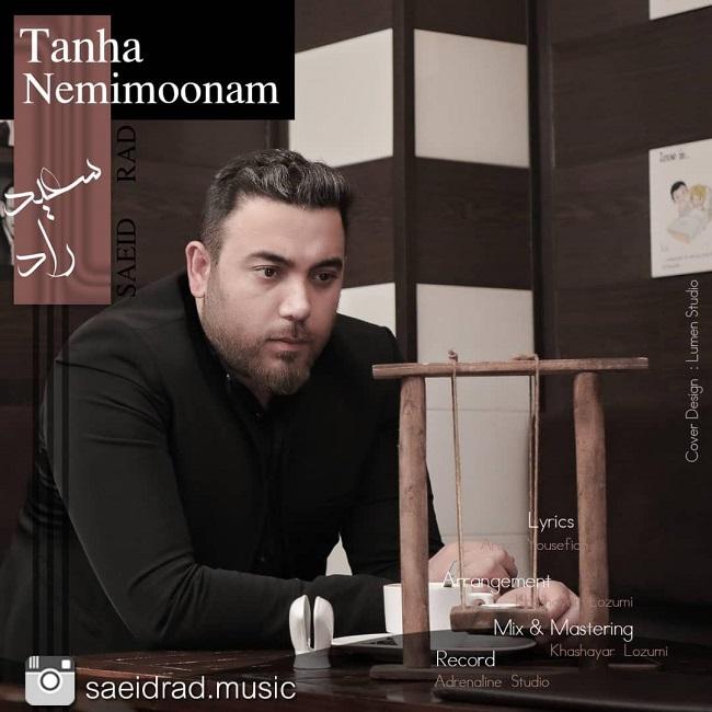 Saeid Rad – Tanha Nemimoonam