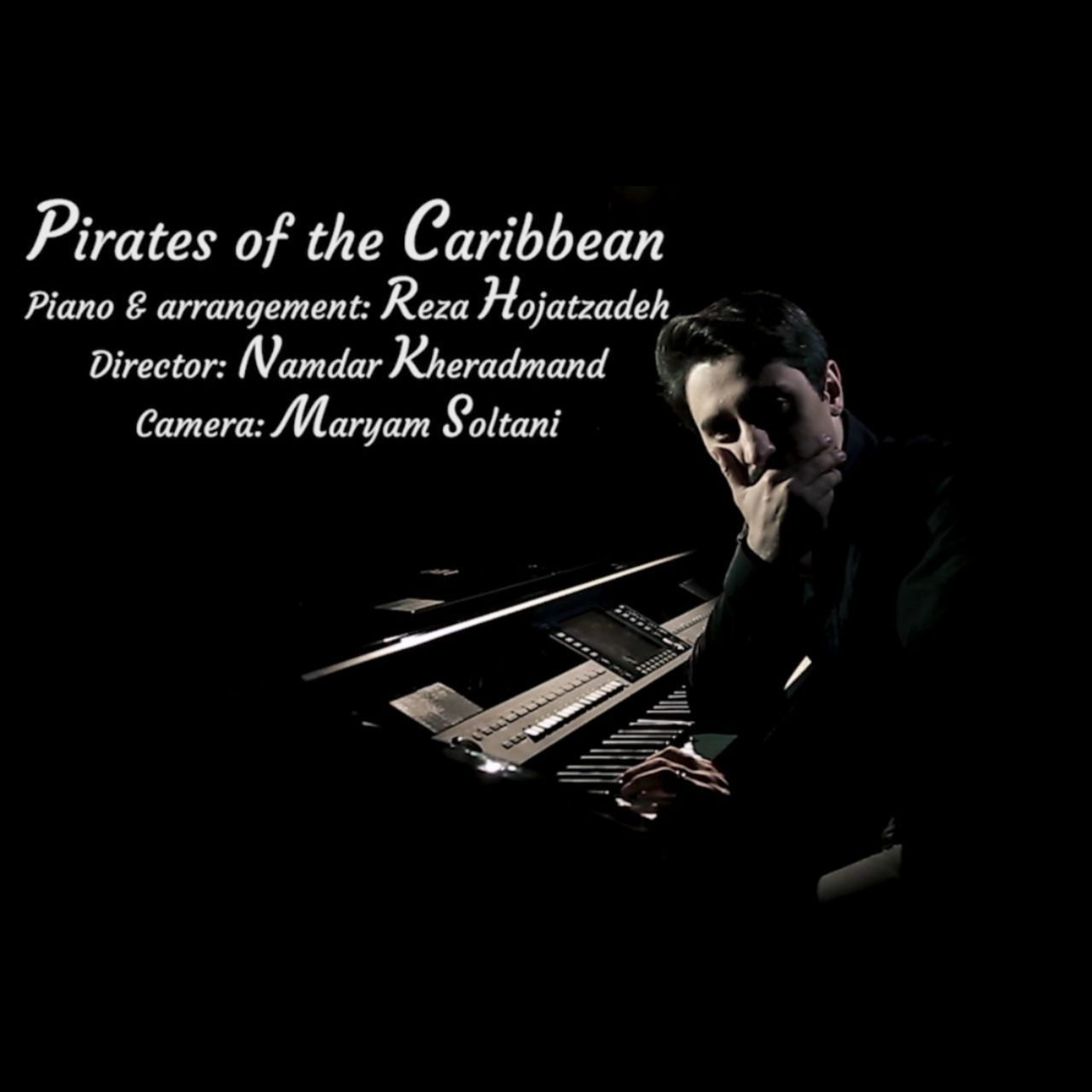 Reza Hojatzadeh – Pirates of the Carribean