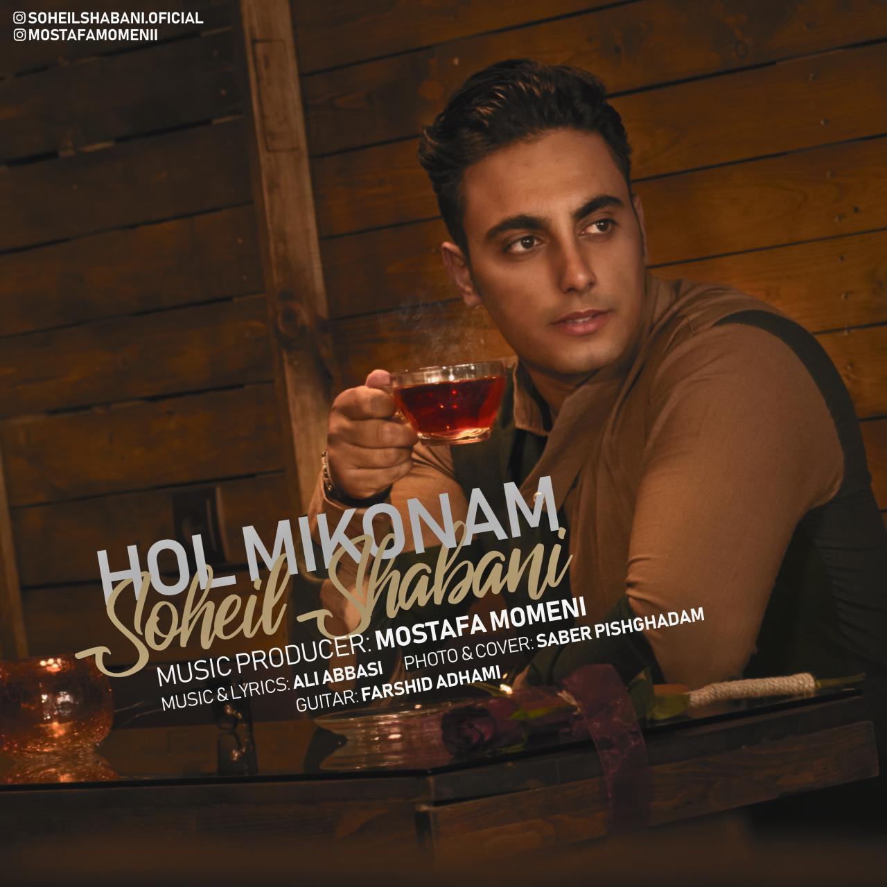 Soheil Shabani – Hol Mikonam