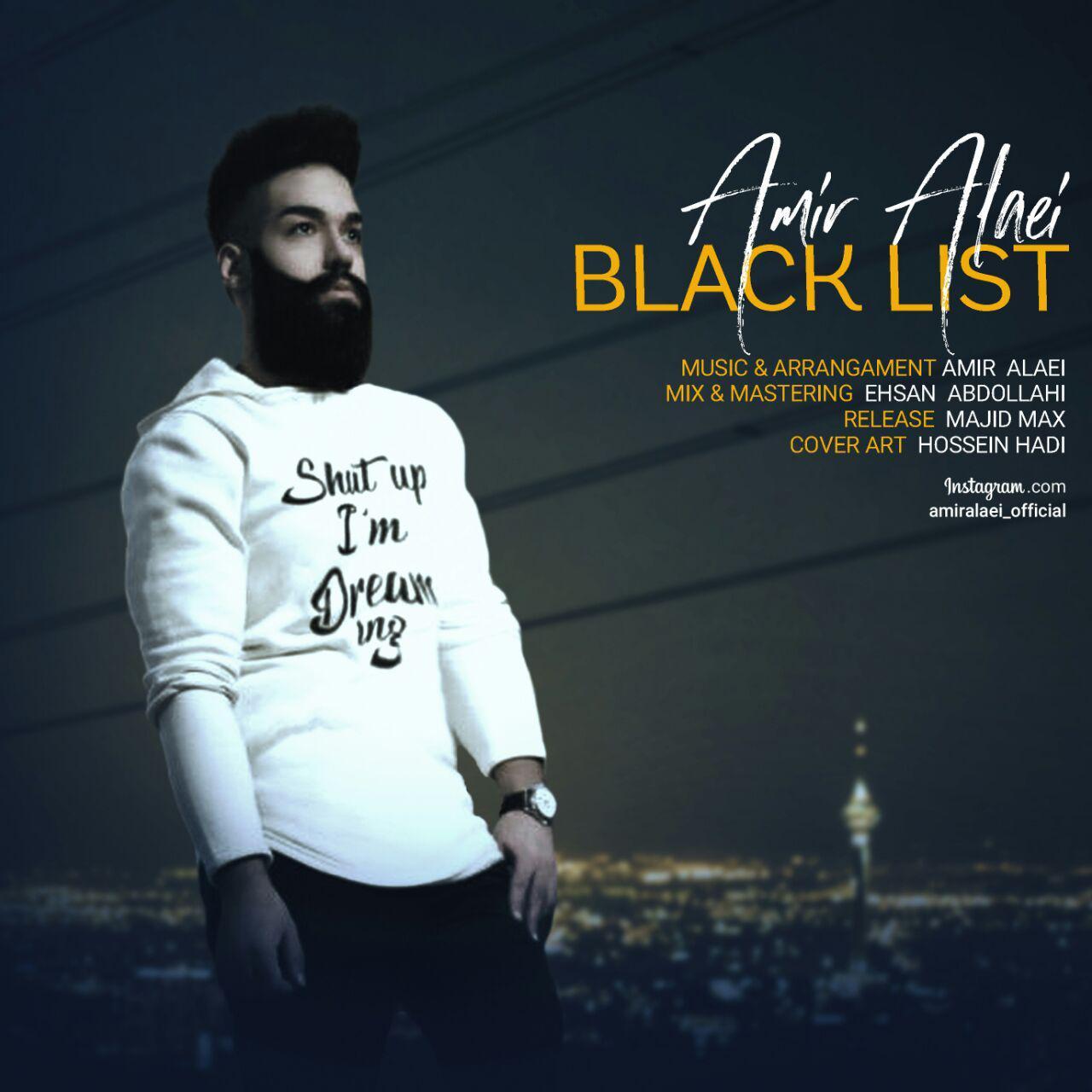 Amir Alaei – Blacklist