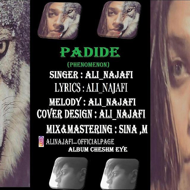 Ali Najafi – Padideh