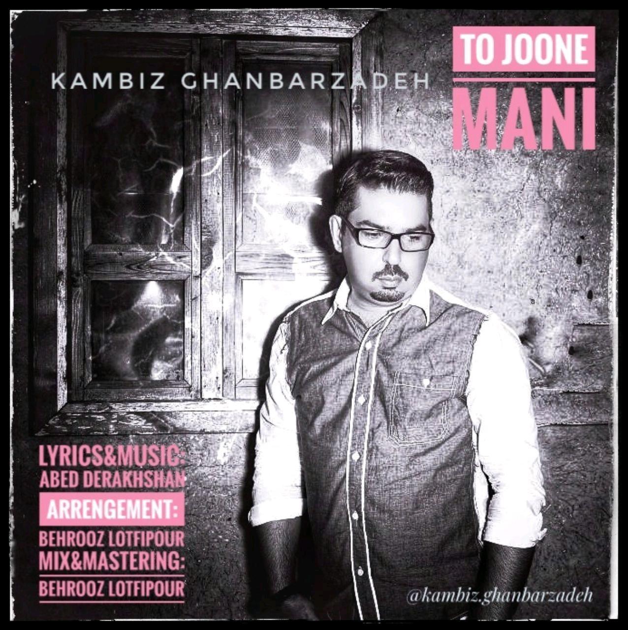 Kambiz Ghanbarzadeh – To Joone Mani