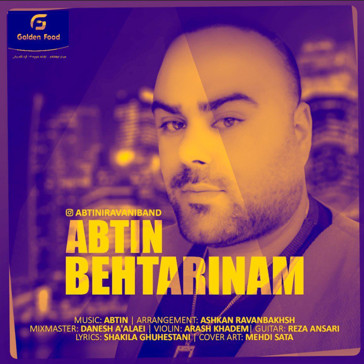 Abtin Iravani – Behtarinam
