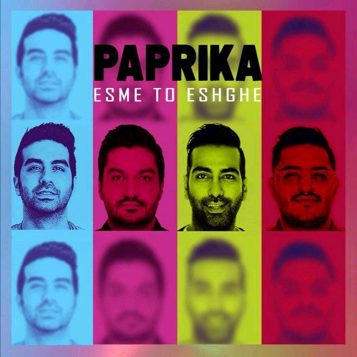 Paprika – Esme To Eshghe