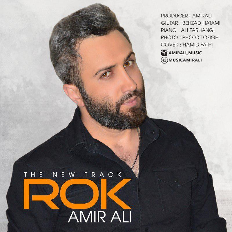 Amir Ali – Rok