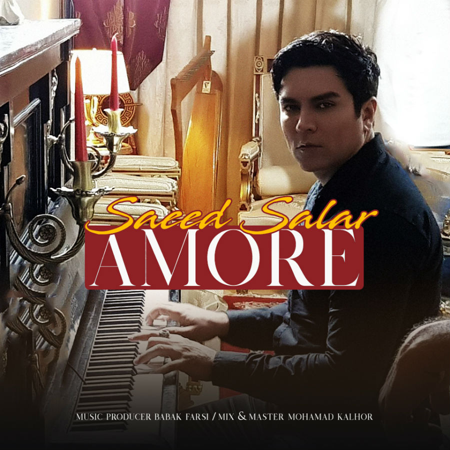 Saeed Salar – Amore
