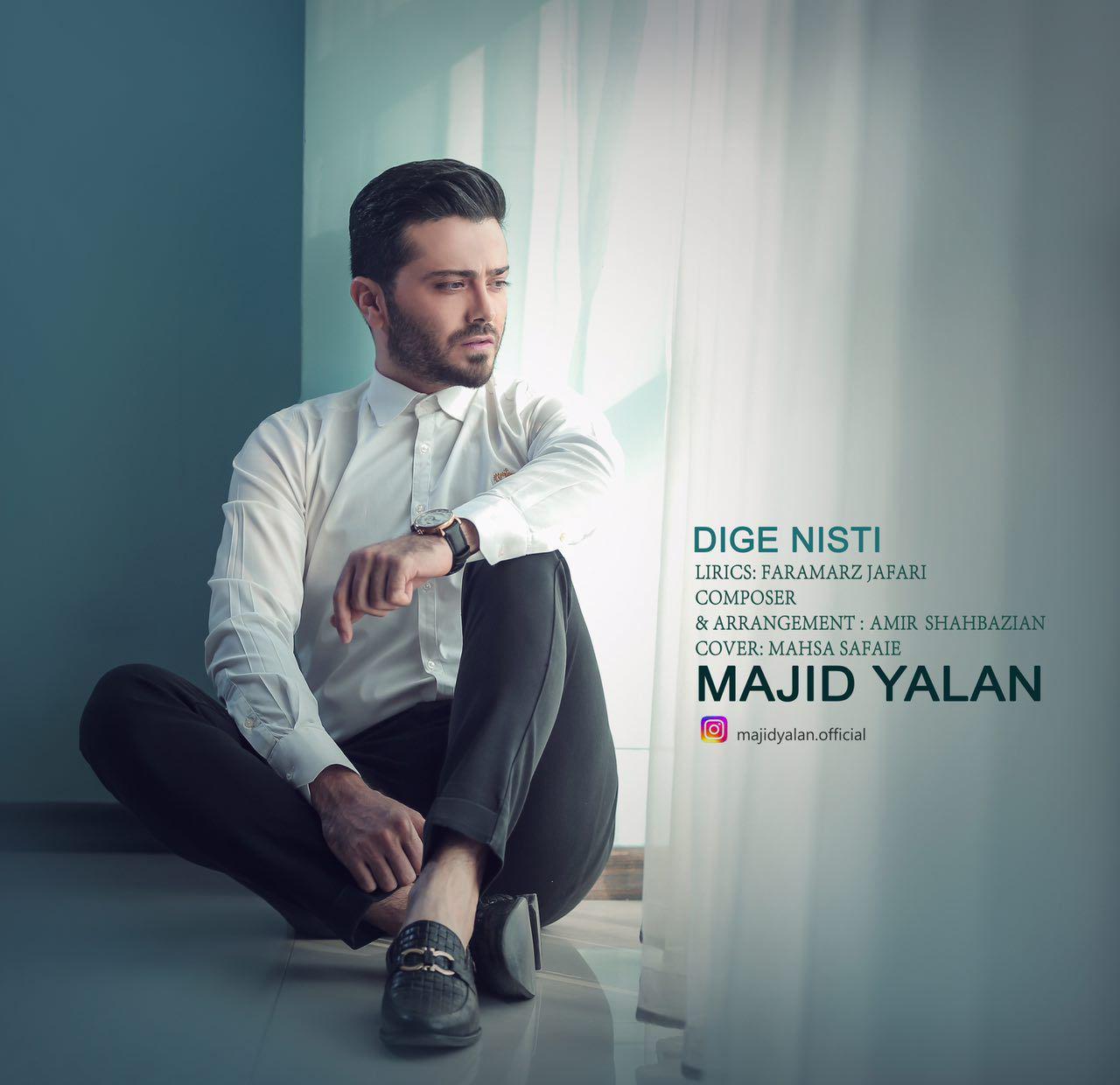 Majid Yalan – Dige Nisti