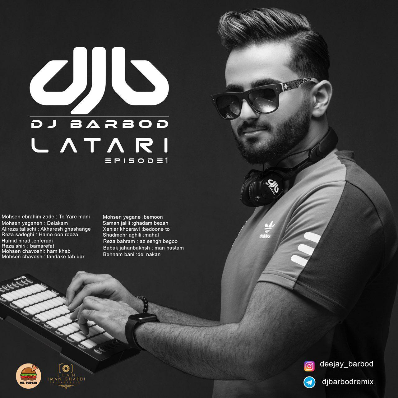 Dj Barbod – Latari 01