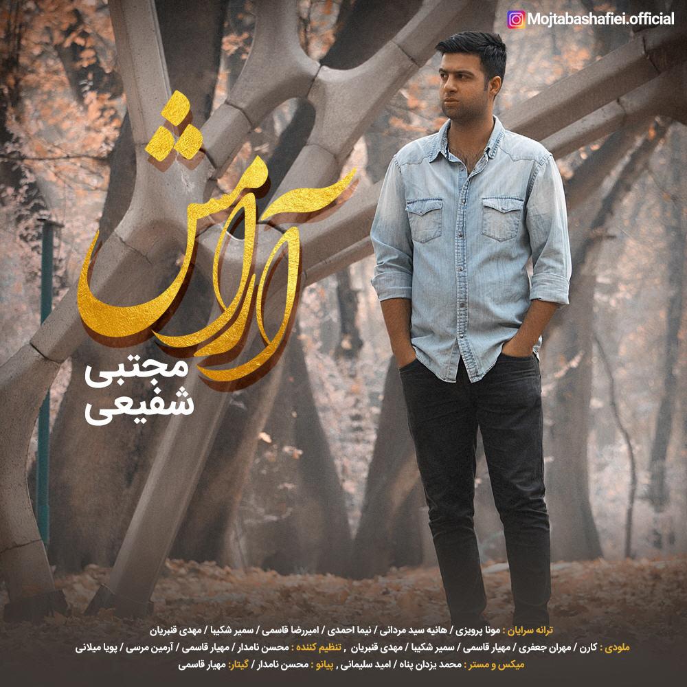 Mojtaba Shafiei – Aramesh