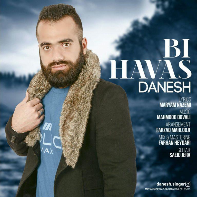 Danesh - Bi Havas Music | آهنگ دانش - بی حواس
