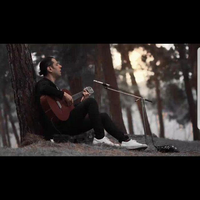 Amir Sinaki – Khodahafezi | Unplaged