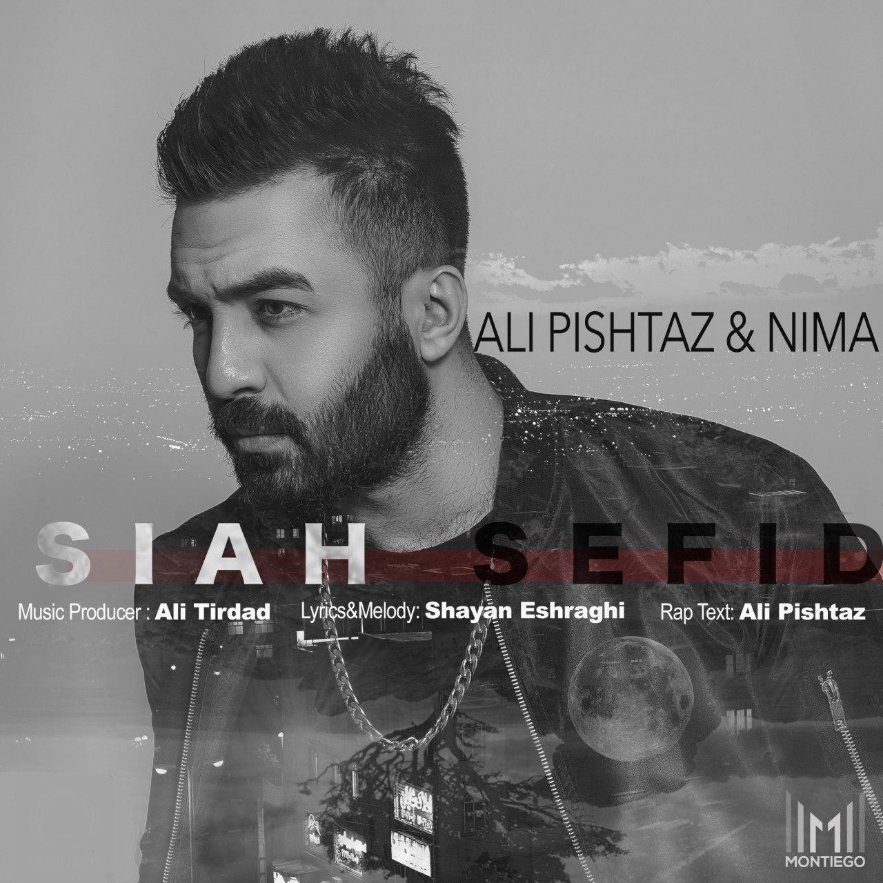 Ali Pishtaz – Siah Sefid
