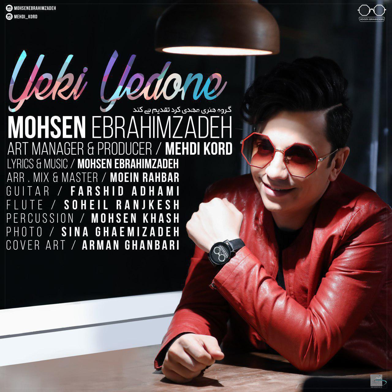 Mohsen Ebrahimzadeh – Yeki Yedone