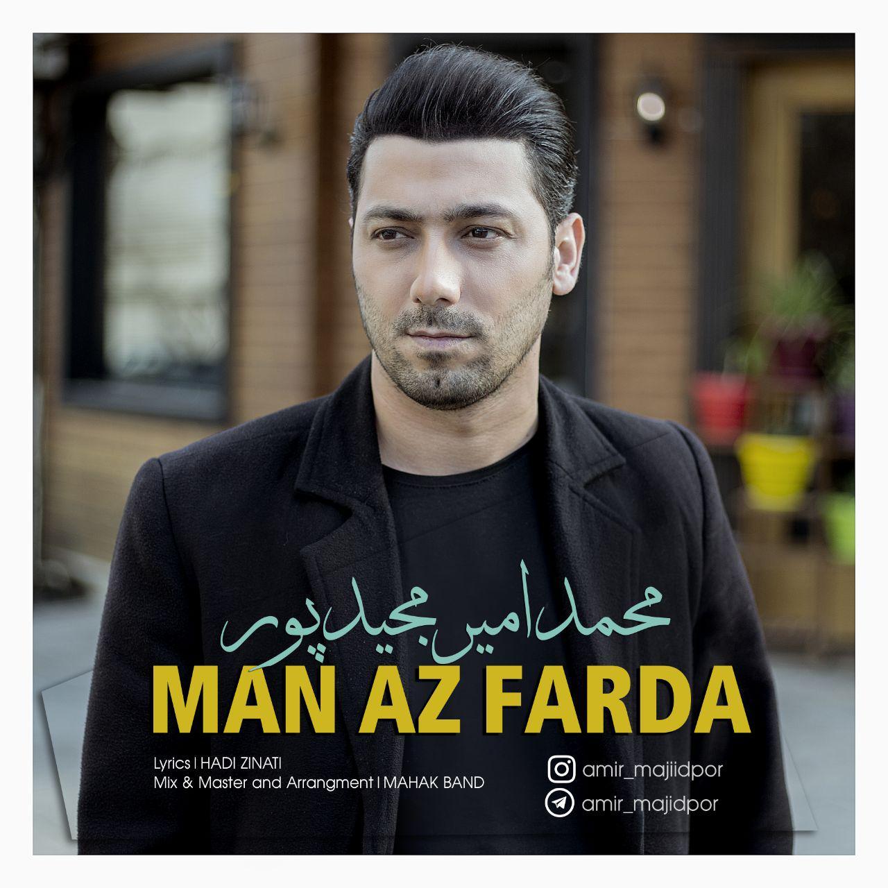 Mohammadamir Majidpoor – Man Az Farda
