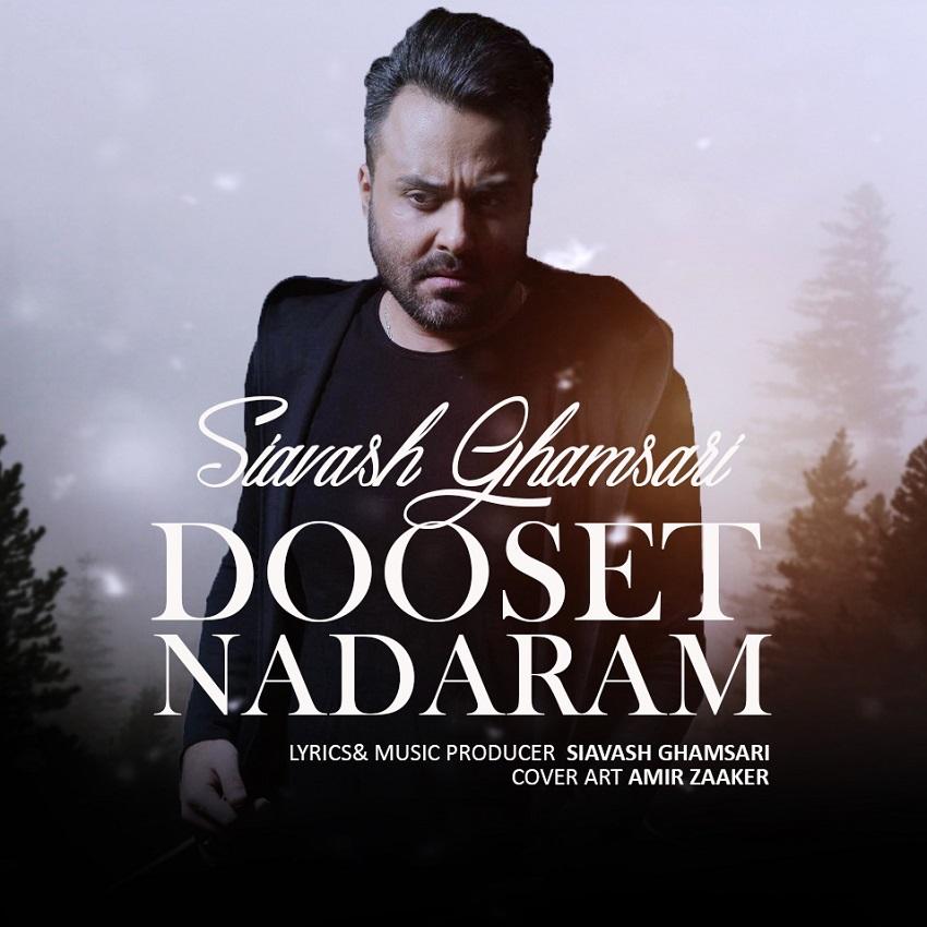Siavash Ghamsari – Dooset Nadaram